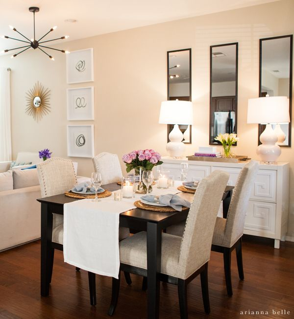 perfect for dining room in an apartment or smal space - decorating - living room hutch