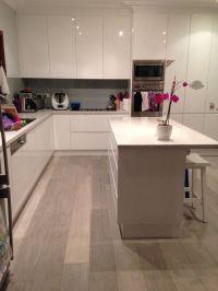 "Our New kitchen Quickstep ""authentic oak"" laminate ..."
