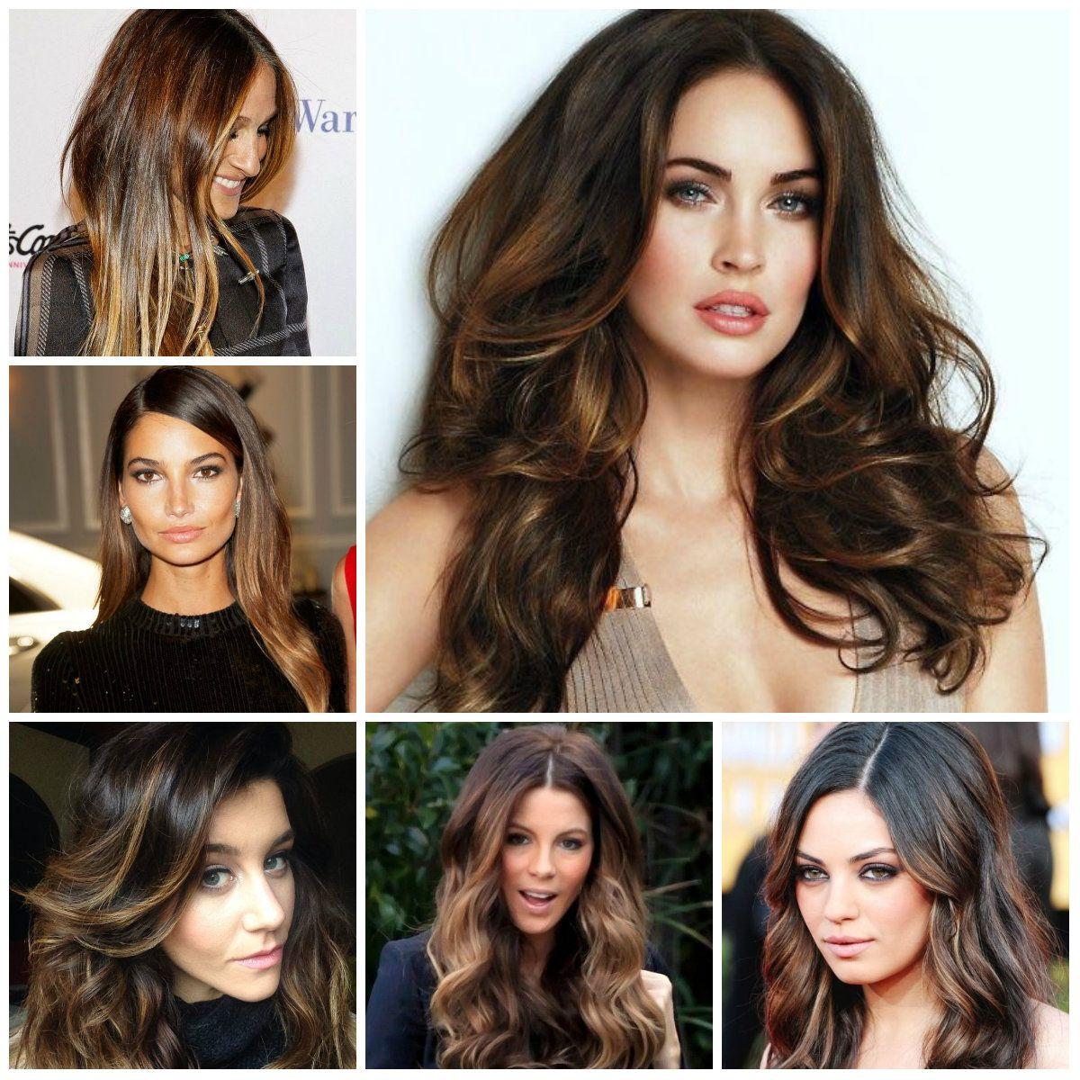 Hair highlights 2016 haircuts hairstyles 2016 and hair colors for short long medium hairstyles