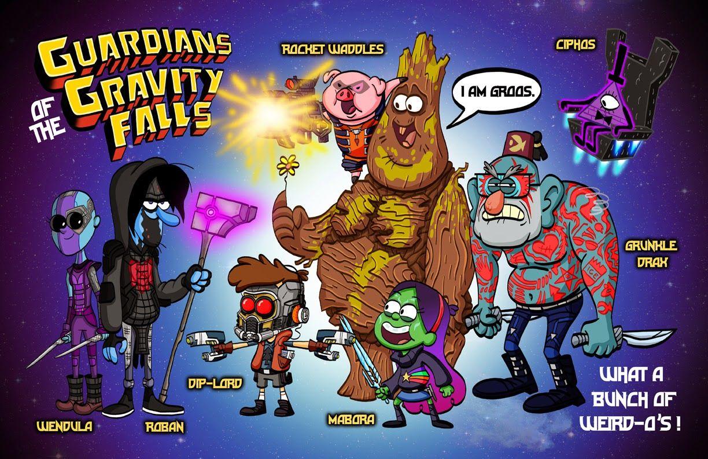 Gorillaz The Fall Wallpaper Ken Turner Guardians Of The Gravity Falls Grappling