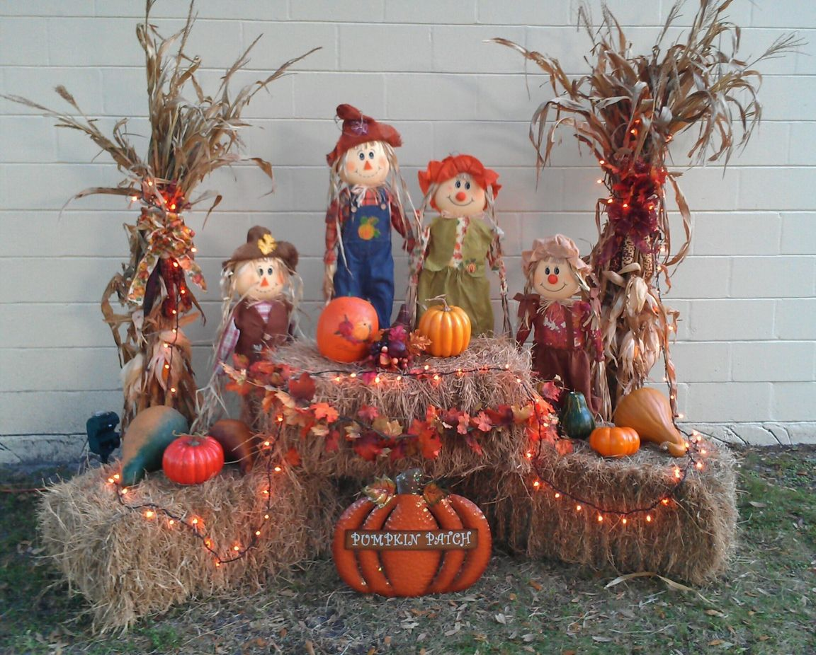 Fall Decor To Make My Outside Decor For Fall For The Home Pinterest