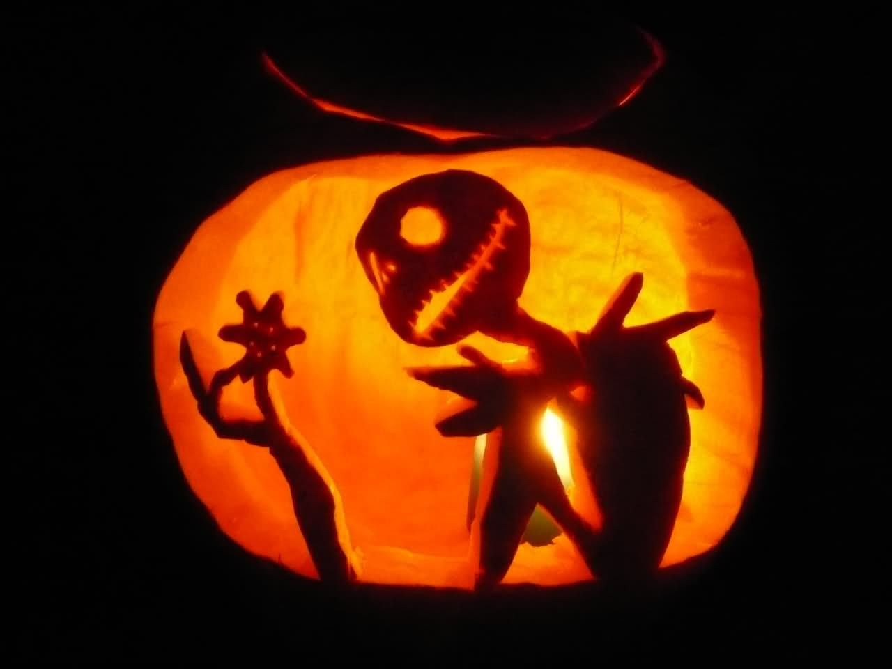 The Nightmare Before Christmas Jack And Sally Nightmare Before