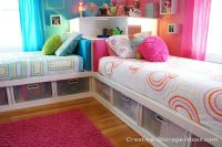Awesome Corner Twin Beds with Underbed Storage - www ...