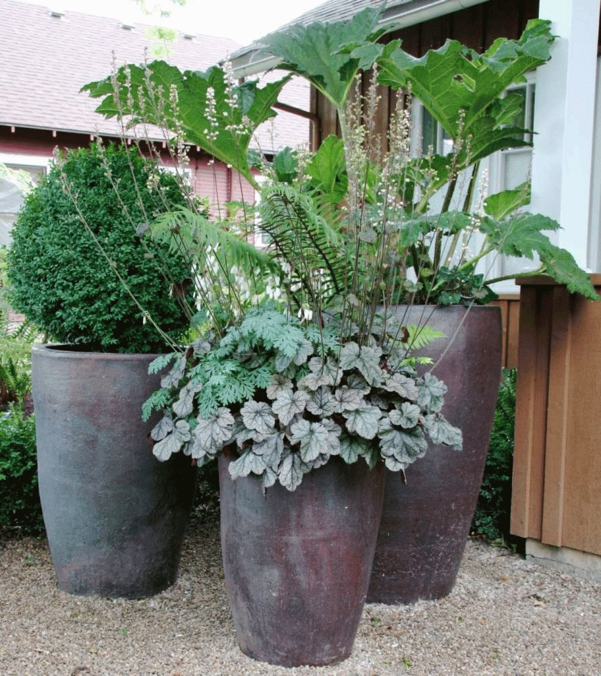 Outdoor Plant Pots House Plant Pots Containers In Artificial Flowers For