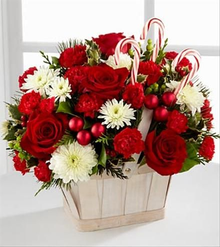 The Joy of the Perfect Christmas Floral Arrangement The - christmas floral decorations
