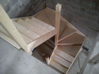 stairs double winder - Google Search | Stairs | Pinterest ...