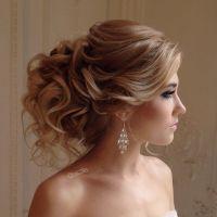 Lovely bridal look Make up, hairstyles Web: www.elstile.ru ...