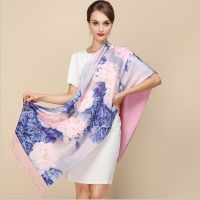 Cheap brand silk scarf, Buy Quality silk brand scarf