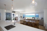 Great views. Nice open plan Lockwood home. All white ...