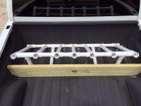 truck bed rod holder - 28 images - diy custom truck bed ...