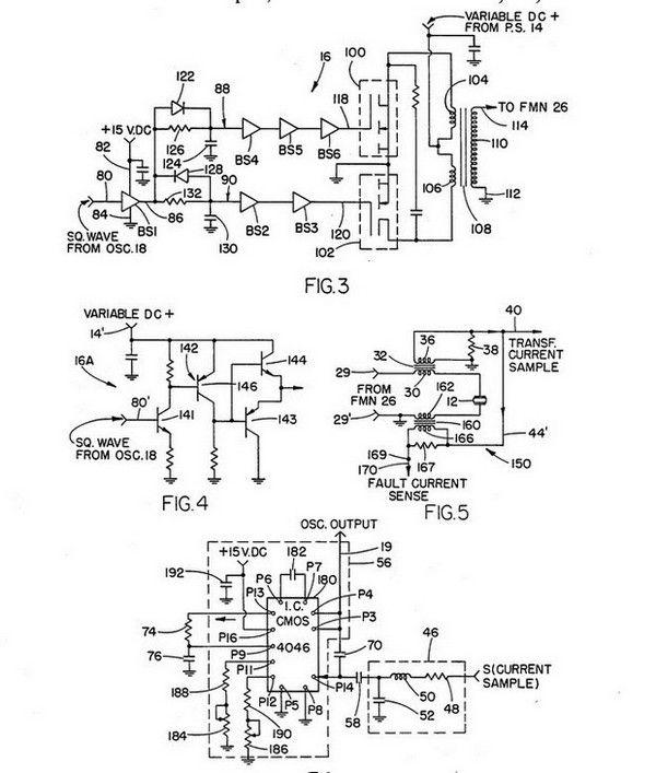 ultrasonic welding circuit diagram