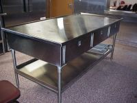 The Most Stainless Steel Kitchen Prep Table Testezmd ...