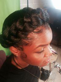 How To Do a halo/crown braid | Pumpkin Corner Style ...