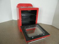 Doll House Appliances: Kitchenaide Red Refrigerator and ...