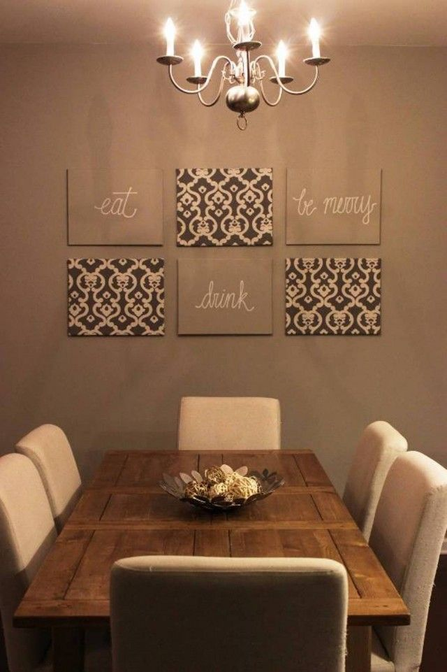 How to Use Blank Walls in Room Decoration Blank walls, Room - kitchen wall decor ideas