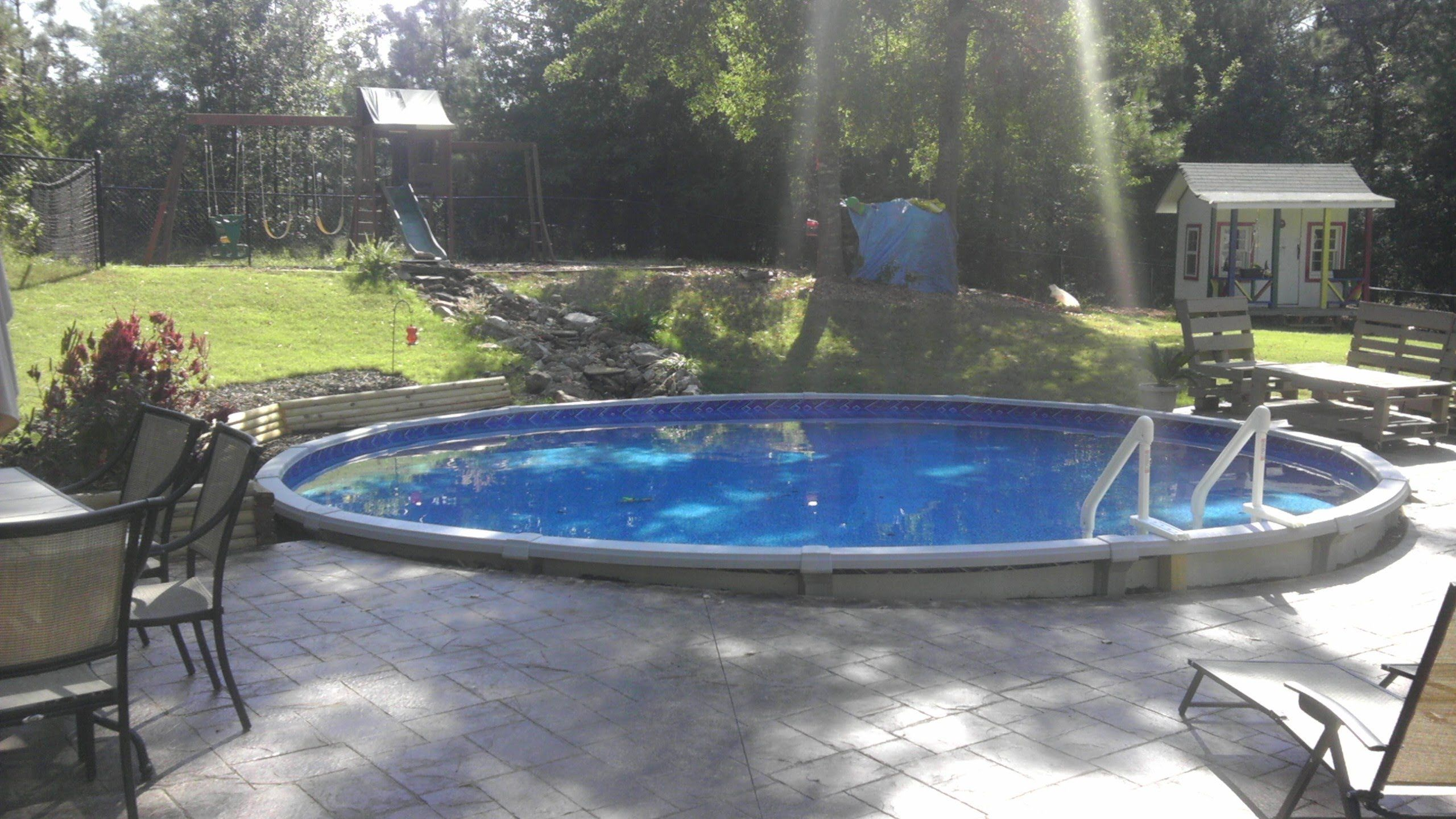 Cash Pool Celle Landscaping Do 39s And Don 39ts For Your Above Ground Pool