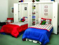 Space-Saving Kids Beds | Kids bed design, Bed design and ...