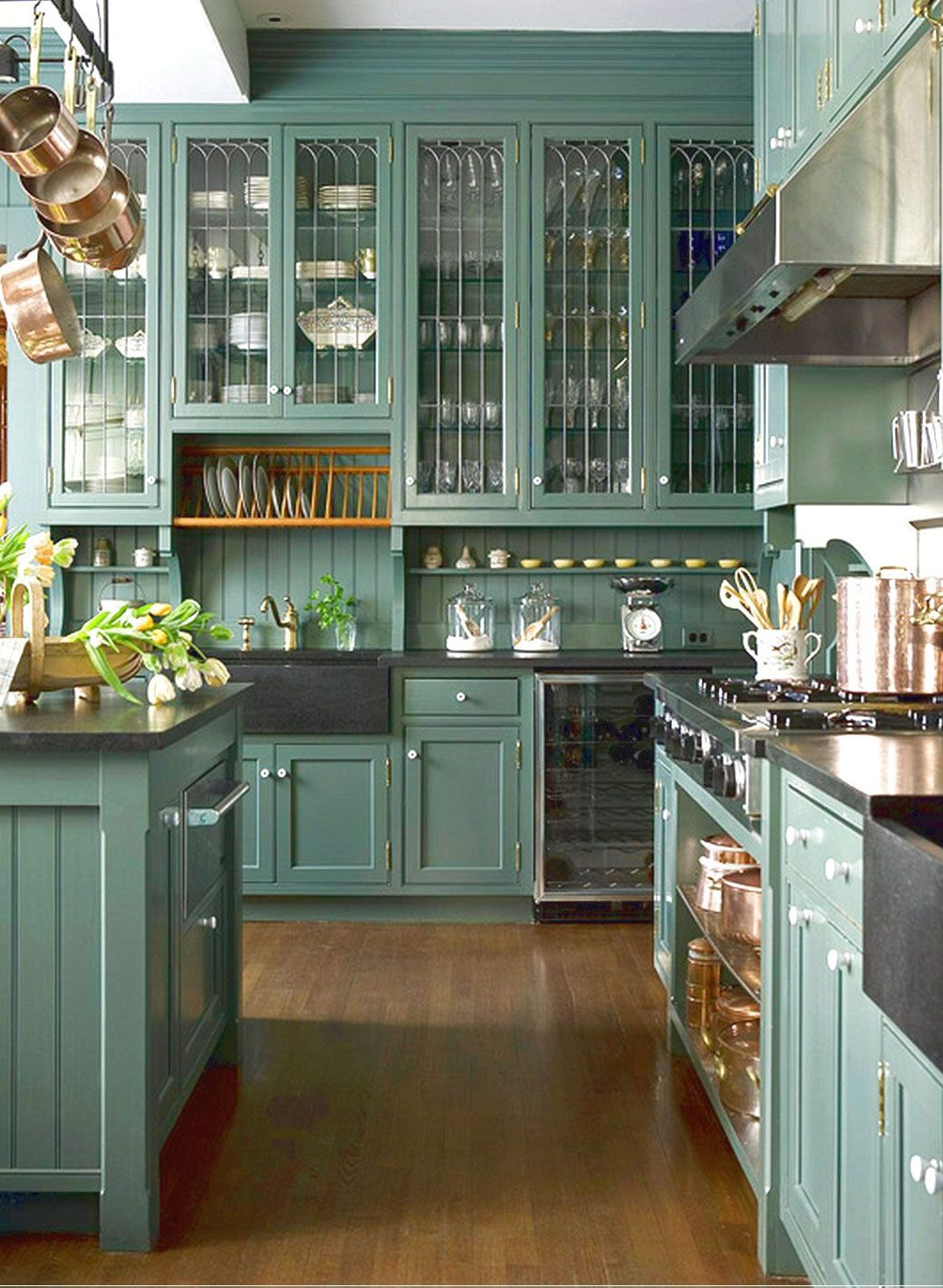 Find Kitchen Cabinets What Color Kitchen Cabinets Go With Black Countertops