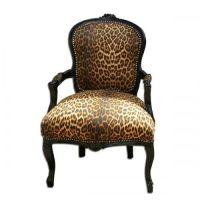 cheetah print chair - Home Decor