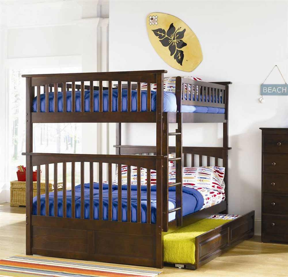 Variety of loft beds for adults with integrated ideas triple adults bunk beds in solid