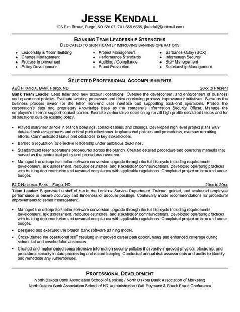 Bank Teller Responsibilities For Resume - http\/\/topresumeinfo - bank teller duties