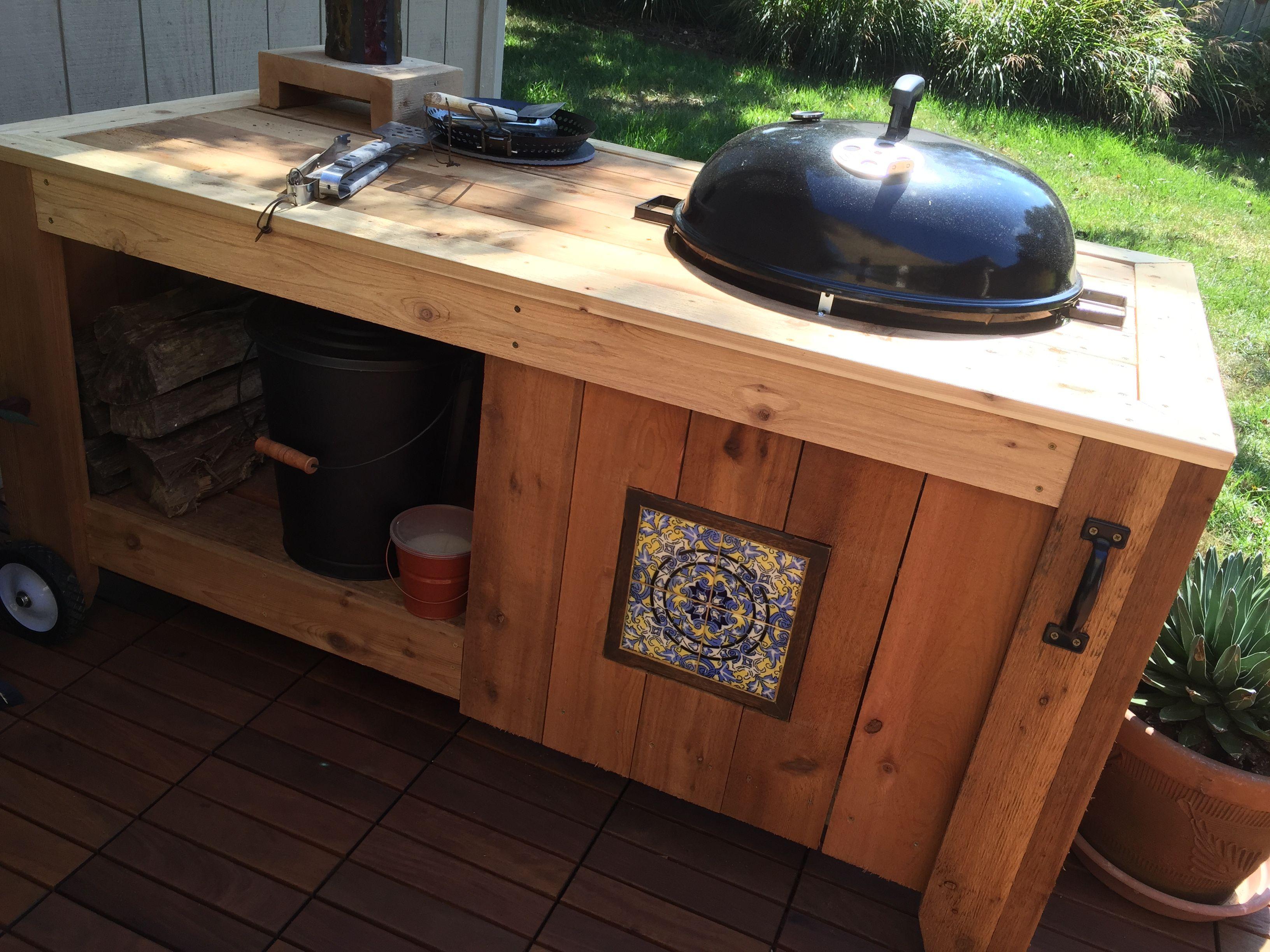 Outdoor Küche Mit Weber Grill : Weber gasgrill outdoor küche gemauerte outdoorküche mit fire