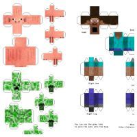 images of minecraft characters - Google Search | Toby and ...