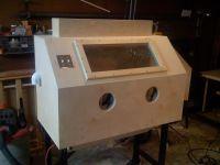 How To Make A Sandblast Cabinet  Cabinets Matttroy