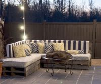 DIY: Making Your Own Pallet Patio Furniture | Pallet patio ...