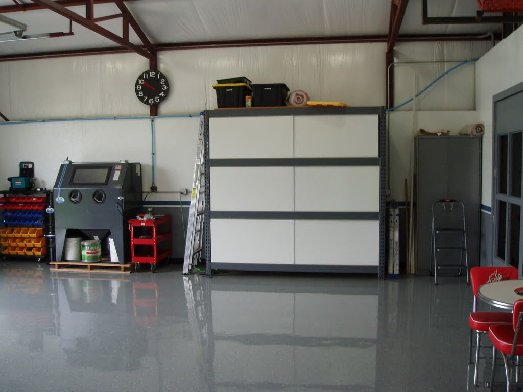 Gorilla Garage Racks Cabinet Doors Over Gorilla Racks Pallet Racks The Garage