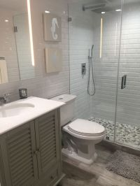 Bathroom Ideas/Bathroom Remodel/Condo Bathroom Remodel ...