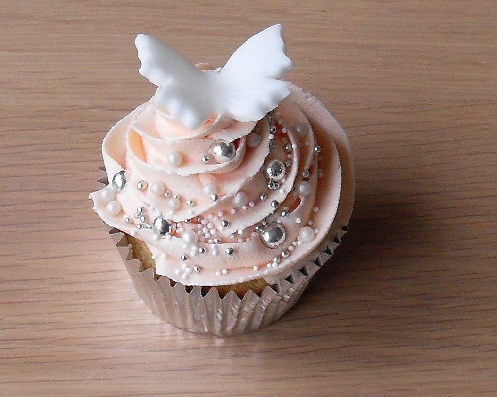wedding cupcake ideas bridal cupcakes Rhea Sunshine Designs Wedding Cupcake Ideas for Myranda