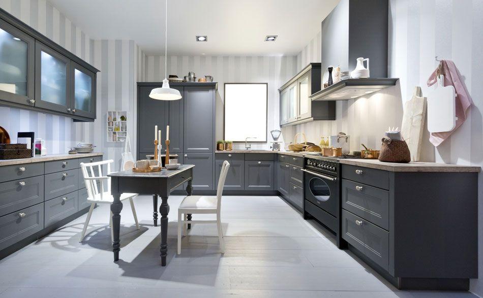 Küche Grau Nolte Windsor Küche Pinterest Windsor FC   Designer Kuchen Nolte  Kucheneinrichtung