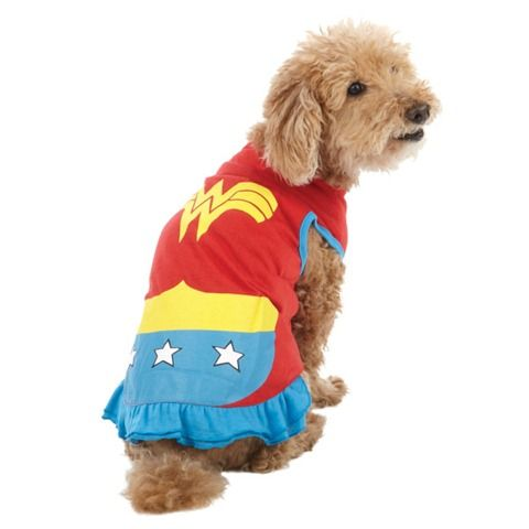 superhero costumes for dogs