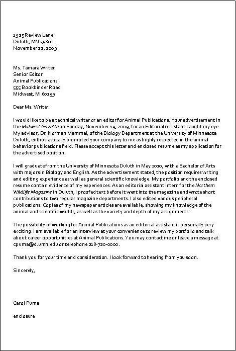 english job application letter example letters for business - application sample