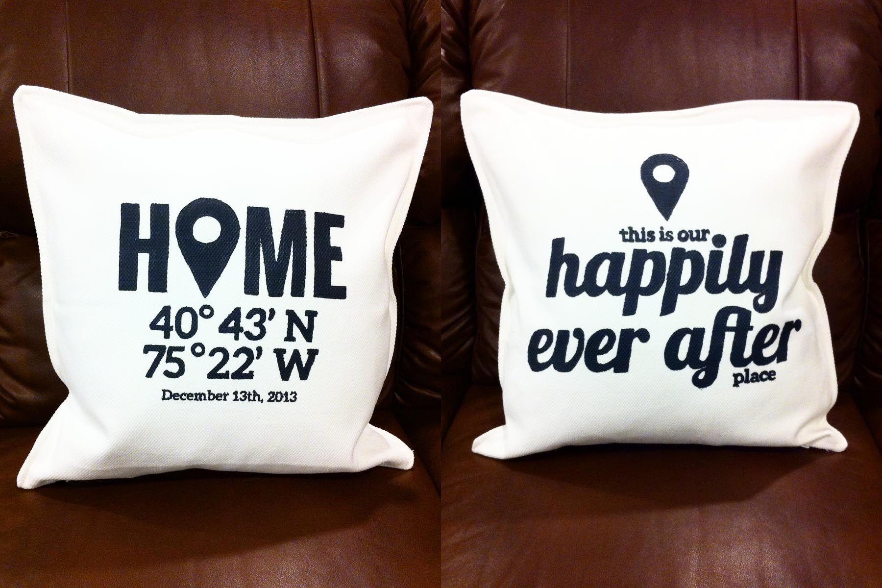Housewarming Gift For Sister Housewarming Pillows By Pamlee81 At Studio Calico Love