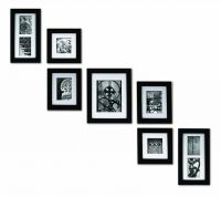 picture frame arrangements on wall ideas steps - Google ...