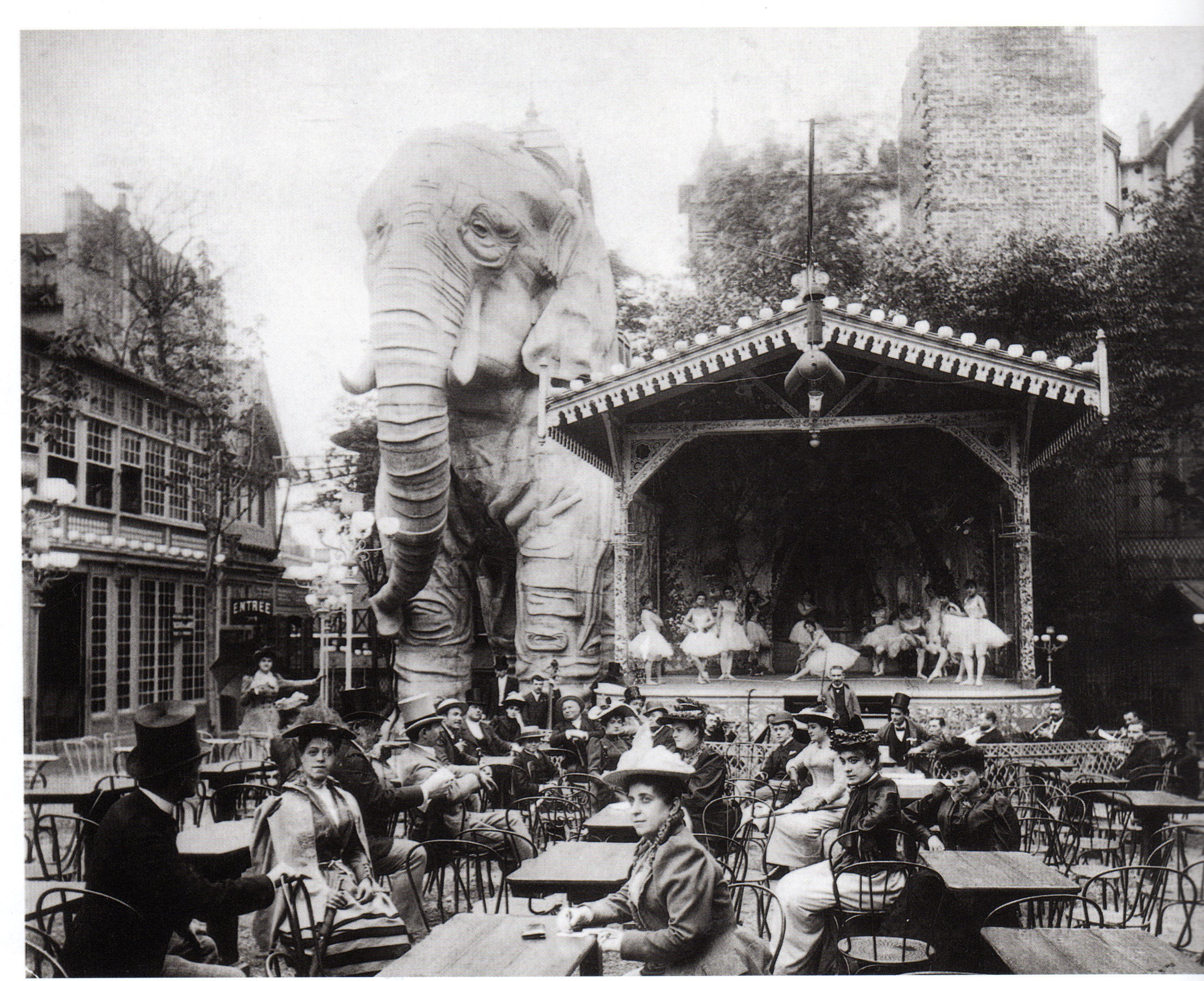 Metro Töpfe Le Moulin Rouge Paris Photograph 1899 This Became A