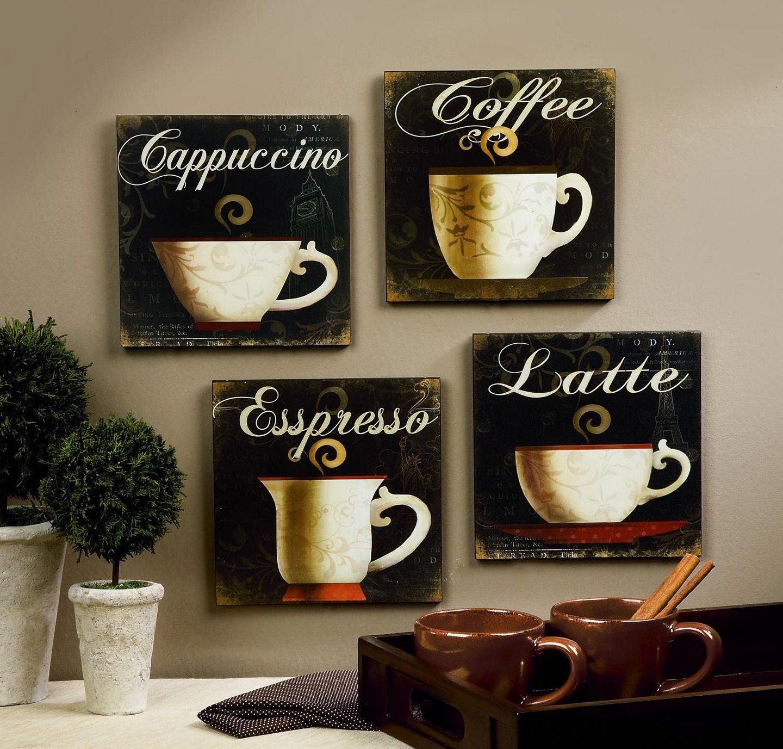 Coffee theme kitchen curtains coffee themed kitchen decor ideas homestylediary com