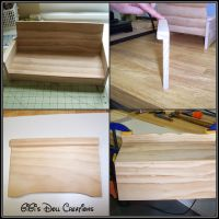 GiGi's Doll and Craft Creations: 18 inch Doll Furniture