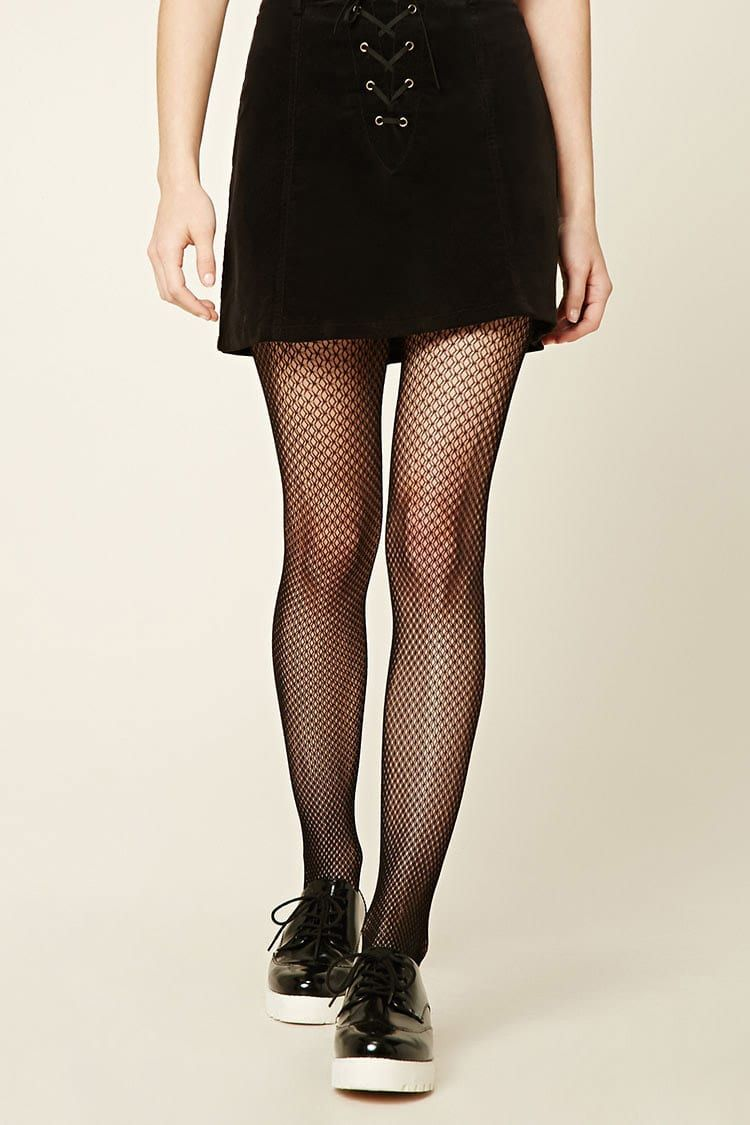 Forever 21 chevron sheer tights a pair of sheer tights featuring a chevron pattern and