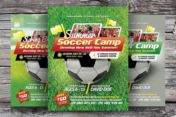 494025 Flyer ideas Pinterest Flyer template - camp flyer template