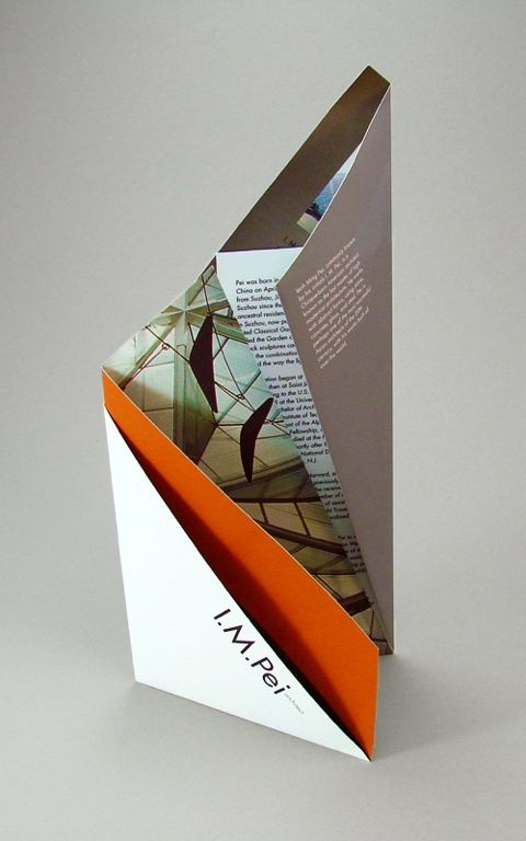 Brochures are an important and useful marketing tool, a well - architecture brochure template