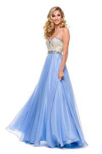 Periwinkle Evening Dresses _Evening Dresses_dressesss