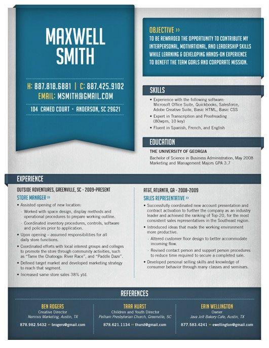 High Quality Custom Resume\/CV Templates Templates, Resume - amazing resume templates
