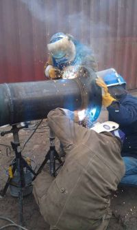 The 25+ best Pipe welding jobs ideas on Pinterest | Rig ...