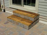 """Stunning Professional Patio And Stairs"" | Bricks, Woods ..."