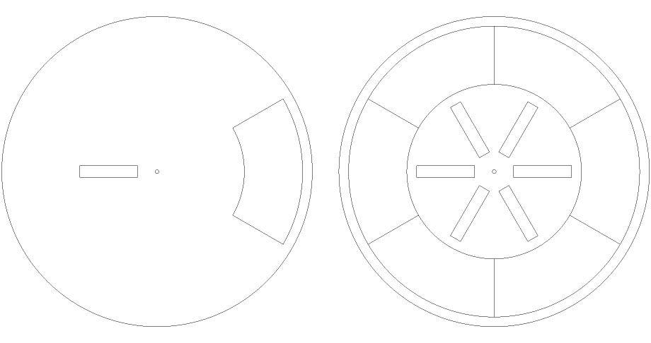 Dial A Verb Verb Wheel Template