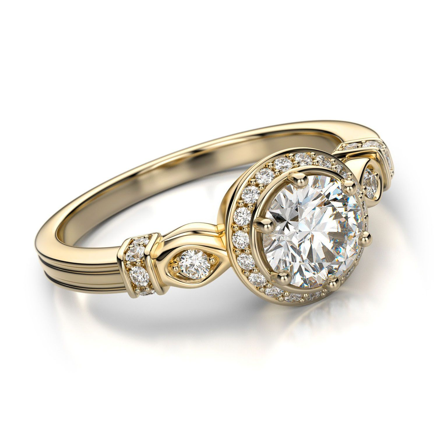 antique wedding ring Vintage Diamond Engagement Rings for Women Beautiful Rings Like this