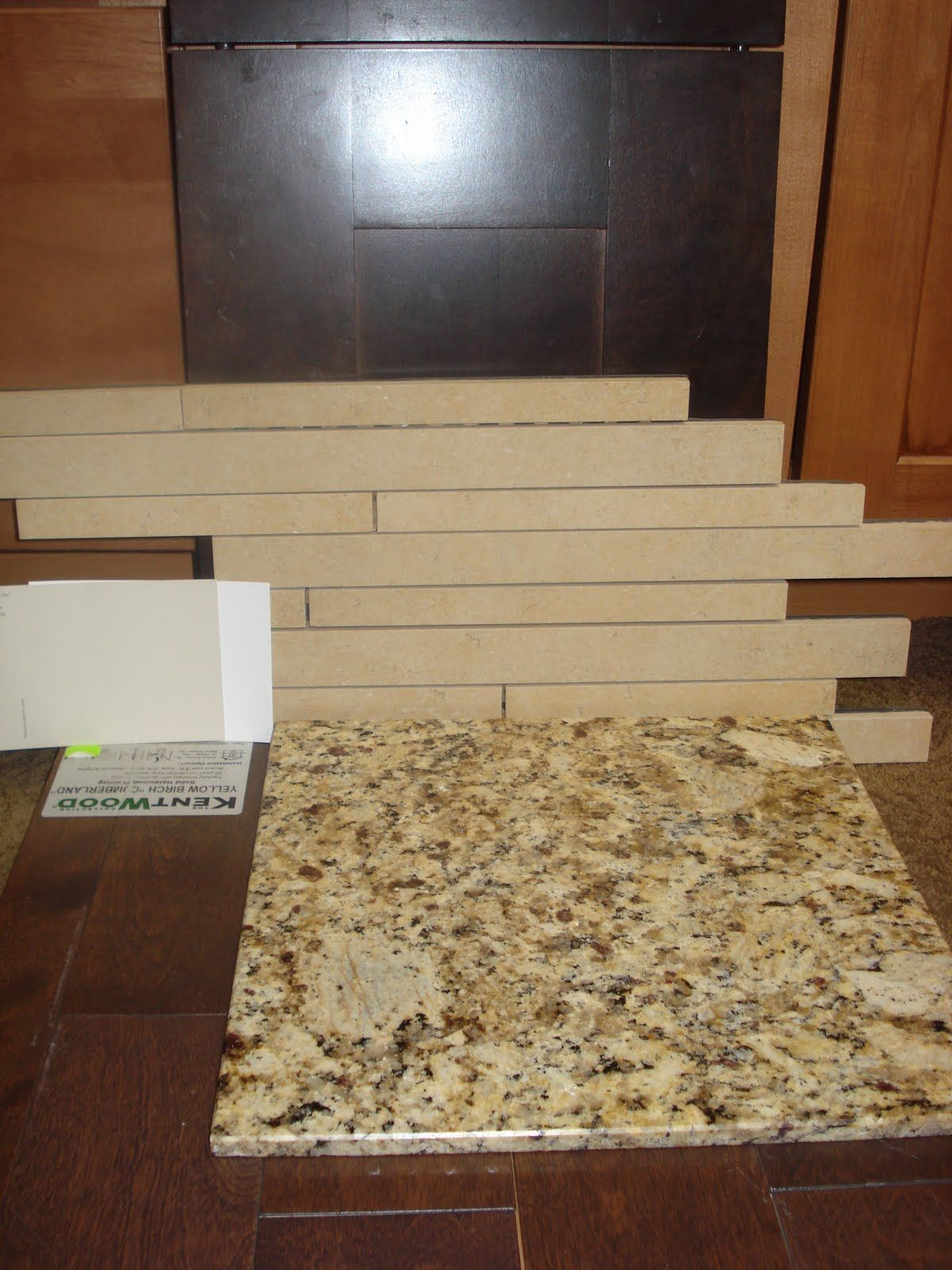 Kitchen Tiles Granite What Color Granite Goes With White Subway Tile Backsplash